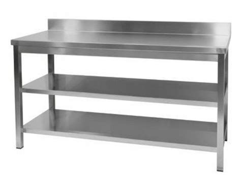 small stainless steel kitchen table commercial kitchen stainless steel tables wall tables