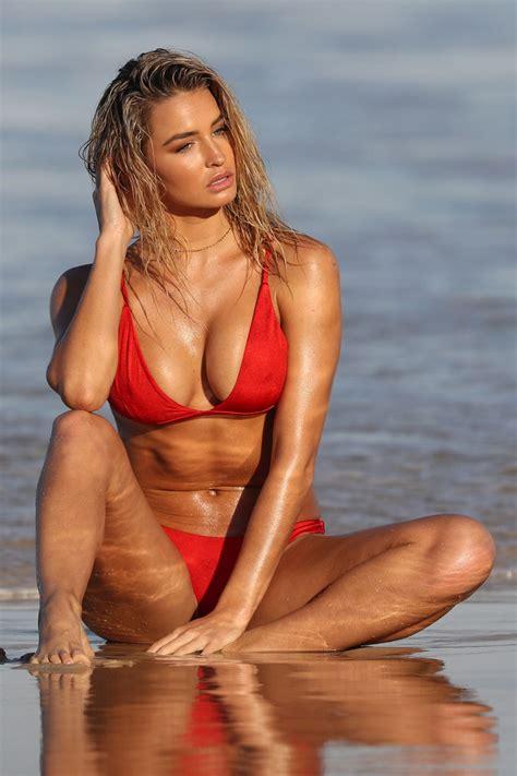 Madison Edwards Hot in Bikini - Photoshoot on Tamarama ...