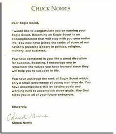 Eagle Scout Letters Of Recognition Eagle Scout Court Of
