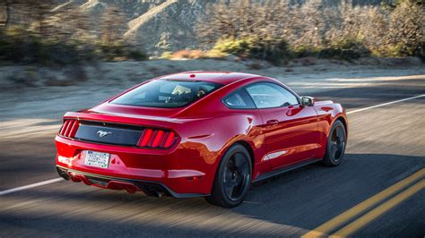 ford mustang ecoboost 2015 wallpapers hd