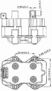 Automotive Ignition Coil Wiring Diagram