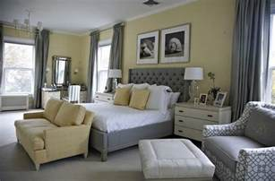 schlafzimmer farben 2015 cheerful sophistication 25 gray and yellow bedrooms