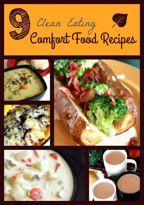 healthy comfort food recipes an lesson and thursday favorite thing link