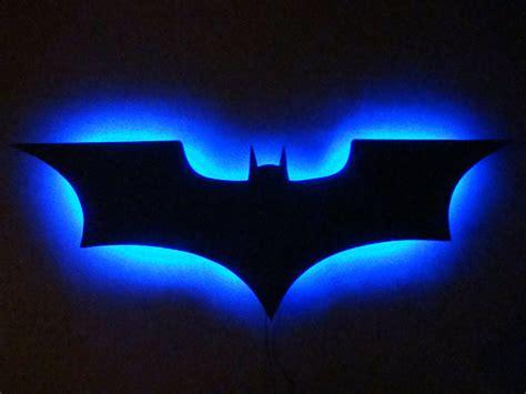 batman logo led wall light vs walletinternet vs