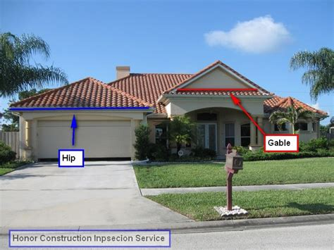 Hip Roof Gable Roof by Wind Mitigation Roof Geometry Honor Construction