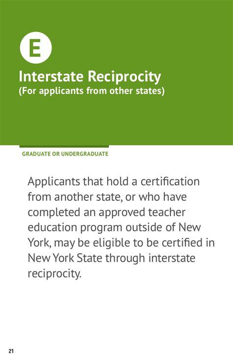 Nys Teacher Certification Exams