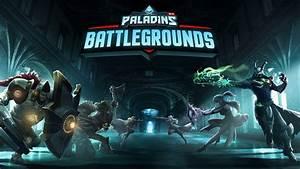 Hi Rez39s Paladins Battlegrounds To Feature Battle Royale
