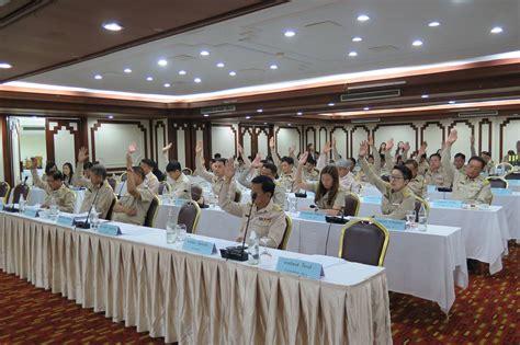 1.7 พันล้านบาท สภา อบจ.เชียงใหม่ โหวตผ่าน - Chiangmai Daily