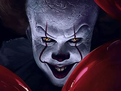 Chapter 4k Pennywise Standard Wallpapers Ipad Mini