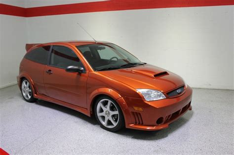 Focus Saleen by 2005 Ford Focus Saleen Low 3dr Cpe Zx3 S Inventory