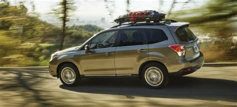 2018 Subaru Forester Changes by 2018 Subaru Forester Release Date Redesign Changes