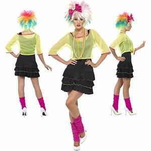 Mode In Den 80ern : 80er jahre kost m popstar damenkost m mehrfarbig m 40 42 achtziger outfit nena kost m ~ Frokenaadalensverden.com Haus und Dekorationen