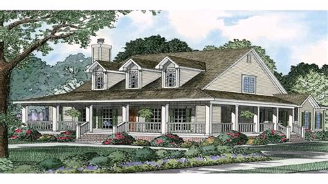 Southern Living House Plans Porches by House Plans With Wrap Around Porches Southern Living See