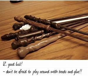 How to Make Harry Potter Style Wands (12 pics) - Izismile.com