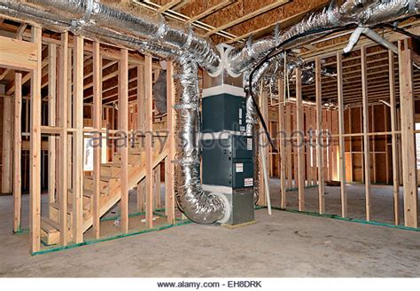 Duct Work Stock Photos & Duct Work Stock Images Supply Lines For Kitchen Sink Smell In Drain Connect Garden Hose To Small Ants Everything But Kitchens With Corner Sinks Outdoor Ideas Filter