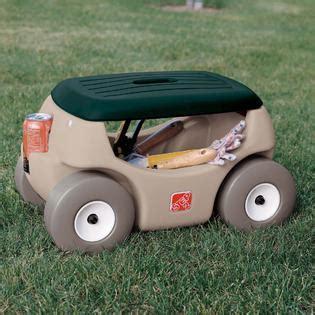 step 2 garden cart step 2 garden hopper work seat lawn garden outdoor