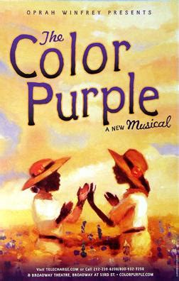 the color purple play the color purple musical