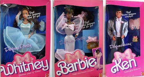 Perfume Pretty Barbie® 1987 & Barbie