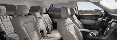 passengers    ford explorer seat