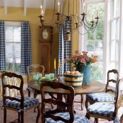 yellow french country dining suzy stout designer hooked on houses
