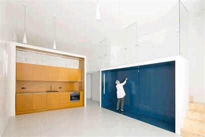 Into Furniture Studios Studio Colorful Architecture Apartment