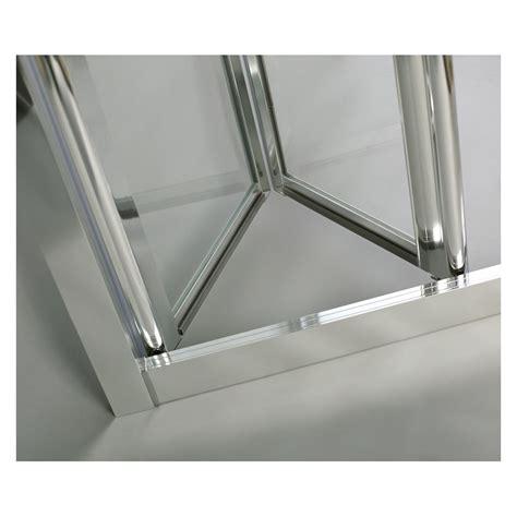 robinet de cuisine douchette paroi de d 39 angle porte pliante accès sur coté