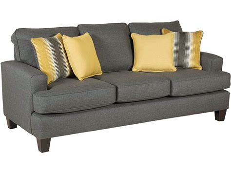 Maxwell Sleeper Sofa by Maxwell Gray Collection Sleeper Sofa Bailey S Furniture