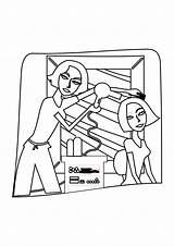 Barber Cliparts Clip sketch template