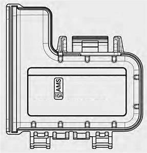Kia Soul Ev  2016 - 2018  - Fuse Box Diagram