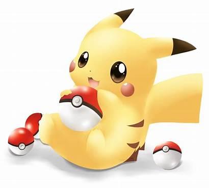 Pokemon Pikachu Wallpapers Clip Clipart Cave