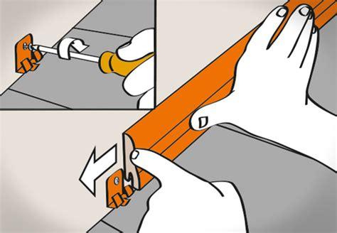sockelleisten anbringen anleitung   schritten obi