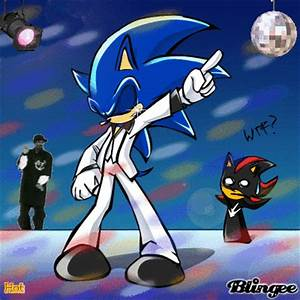 Sonic Dancing Picture #83598668 | Blingee.com