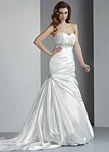 sweetheart strapless mermaid wedding dresses with rouched With sweetheart strapless wedding dress