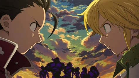 The Seven Deadly Sins Returns To Netflix In 2018 Whats