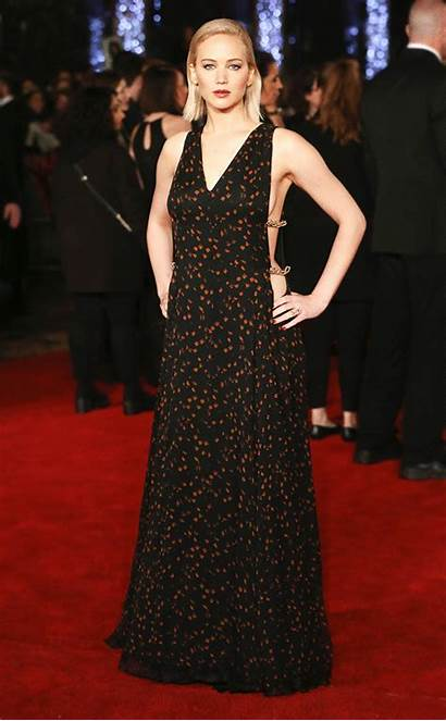Lawrence Jennifer Oscars Oscar Carpet Getty Rooney