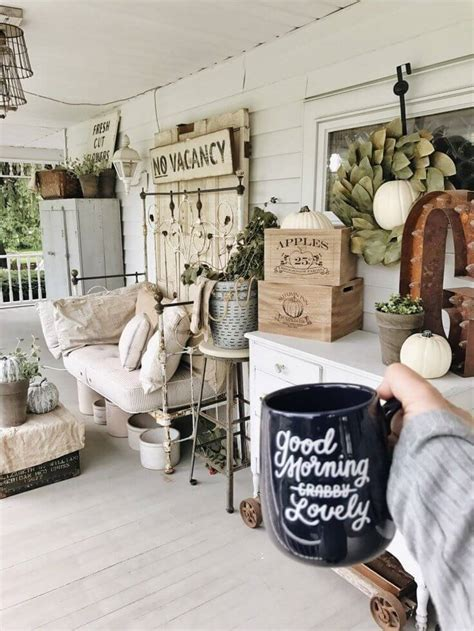 white front porch rocking chairs 47 best rustic farmhouse porch decor ideas and designs for
