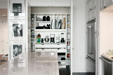 kitchen designs with walk in pantry exploring different pantry options 9357