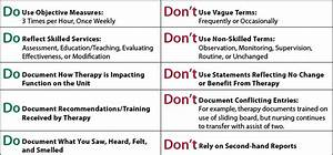 Tips To Improve Skilled Nursing Documentation