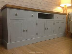 Pine Sideboards For Sale Huge 7ft Plank Top SideboardTV