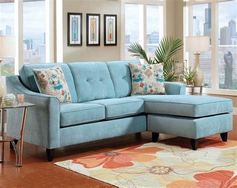 Furniture Light Blue Sofa by Choose Blue Sectional Sofas For Your Room