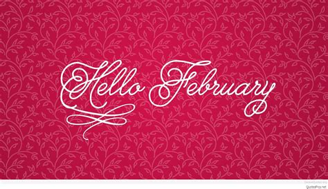 February Images Best Hello February Quotes Sayings Pictures 2017 2018