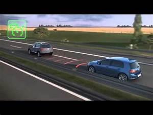 Adaptive Cruise Control : vw volkswagen golf 7 adaptive cruise control youtube ~ Medecine-chirurgie-esthetiques.com Avis de Voitures