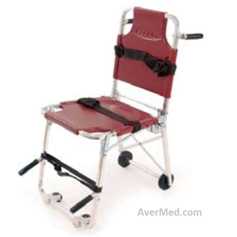 ferno model 42 stair chair w abs panels avermed