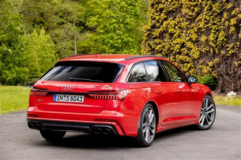 Audi S6 Review by New Audi S6 Avant 2019 Review Pictures Auto Express