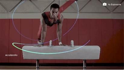 Olympic Action Athletes Sensors Biometric Spinning Dixon