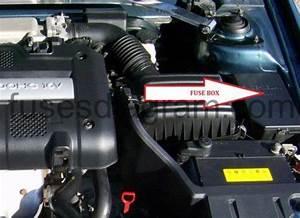 Fuse Box Hyundai Elantra 2000