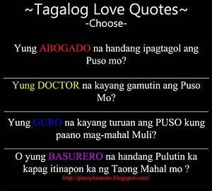 Painful Love Quotes Tagalog QuotesGram