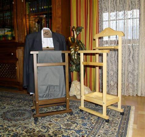 Omino Bagno Omino In Legno Artigianale Porta Pantaloni Camicie