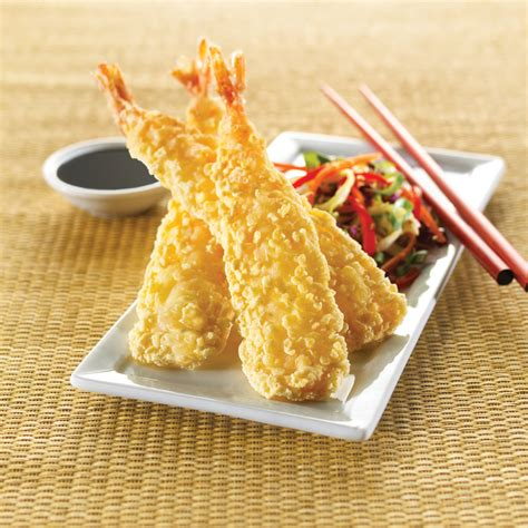 tempura shrimp large  ct king  prince seafood