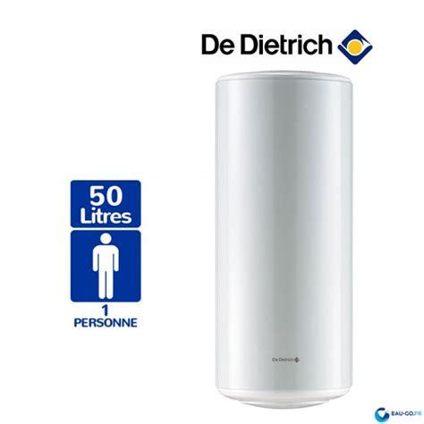 chauffe eau electrique 50l de dietrich ceb vertical mural